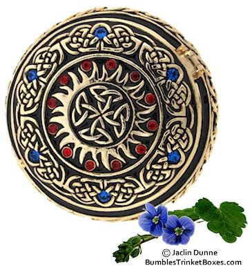 Trinket Box: Celtic CircleTrinket Box