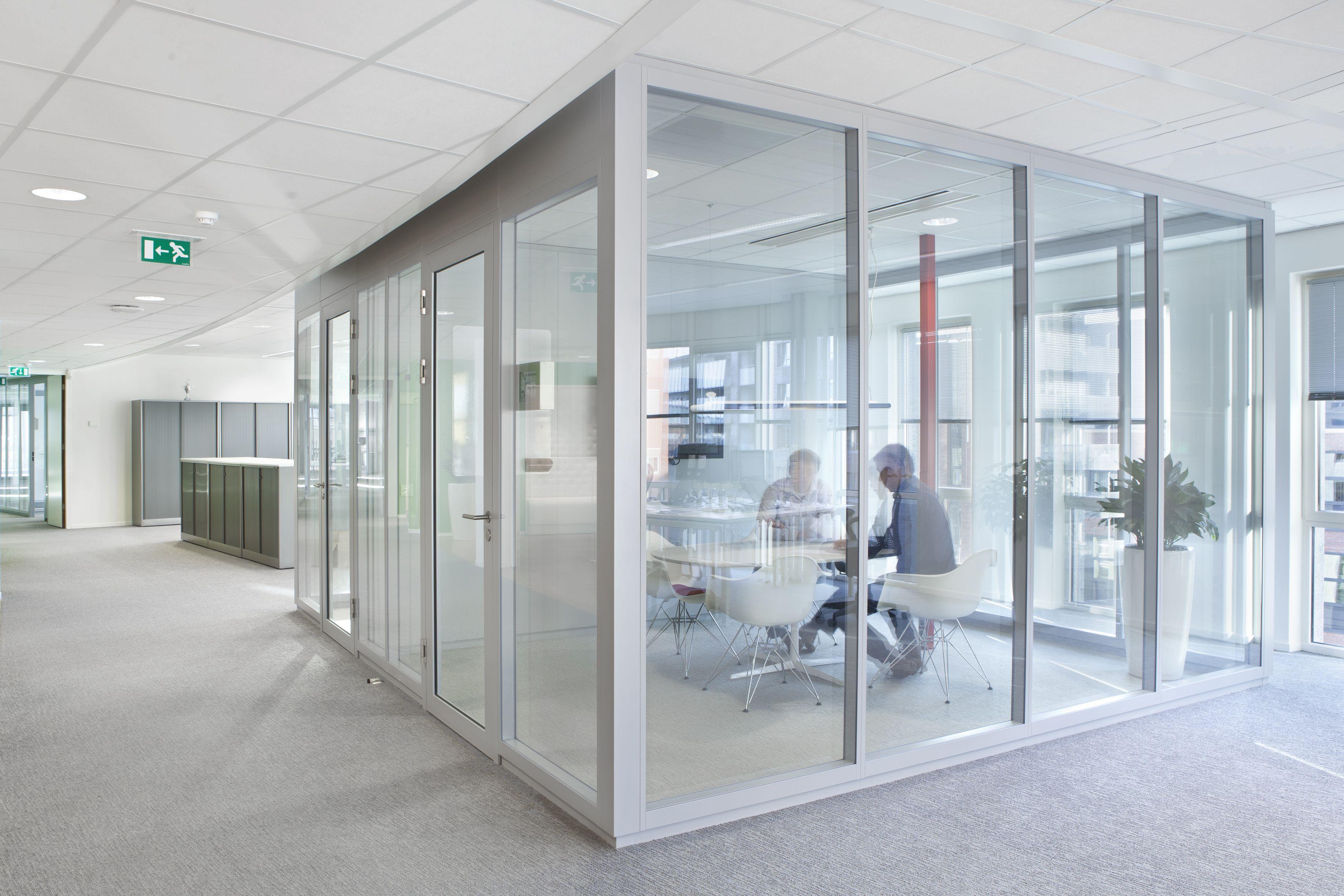 Het hevo kantoor te 39 s hertogenbosch is volledig ingericht op het nieuwe werken open ruimtes - Kantoor deco ...