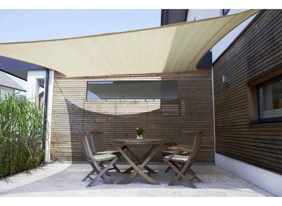 Wetterfestes Sonnensegel Für Terrasse Garten Und Camping Mit Uv