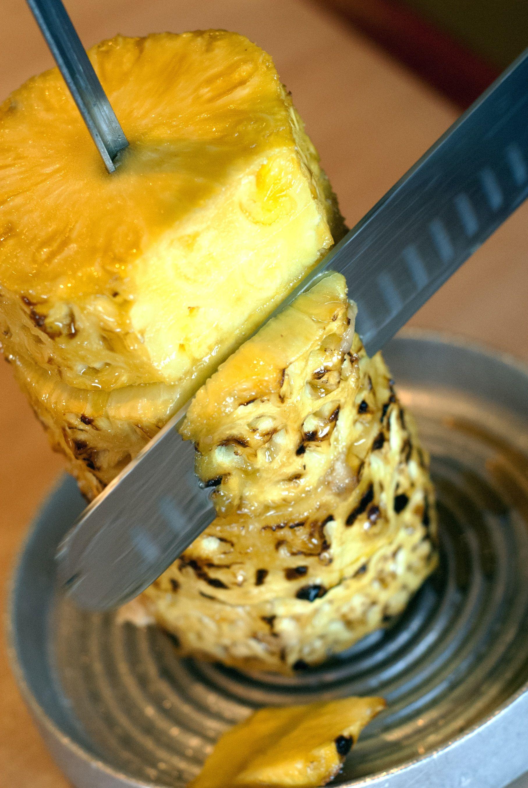 Brazilian Pineapple Recipe