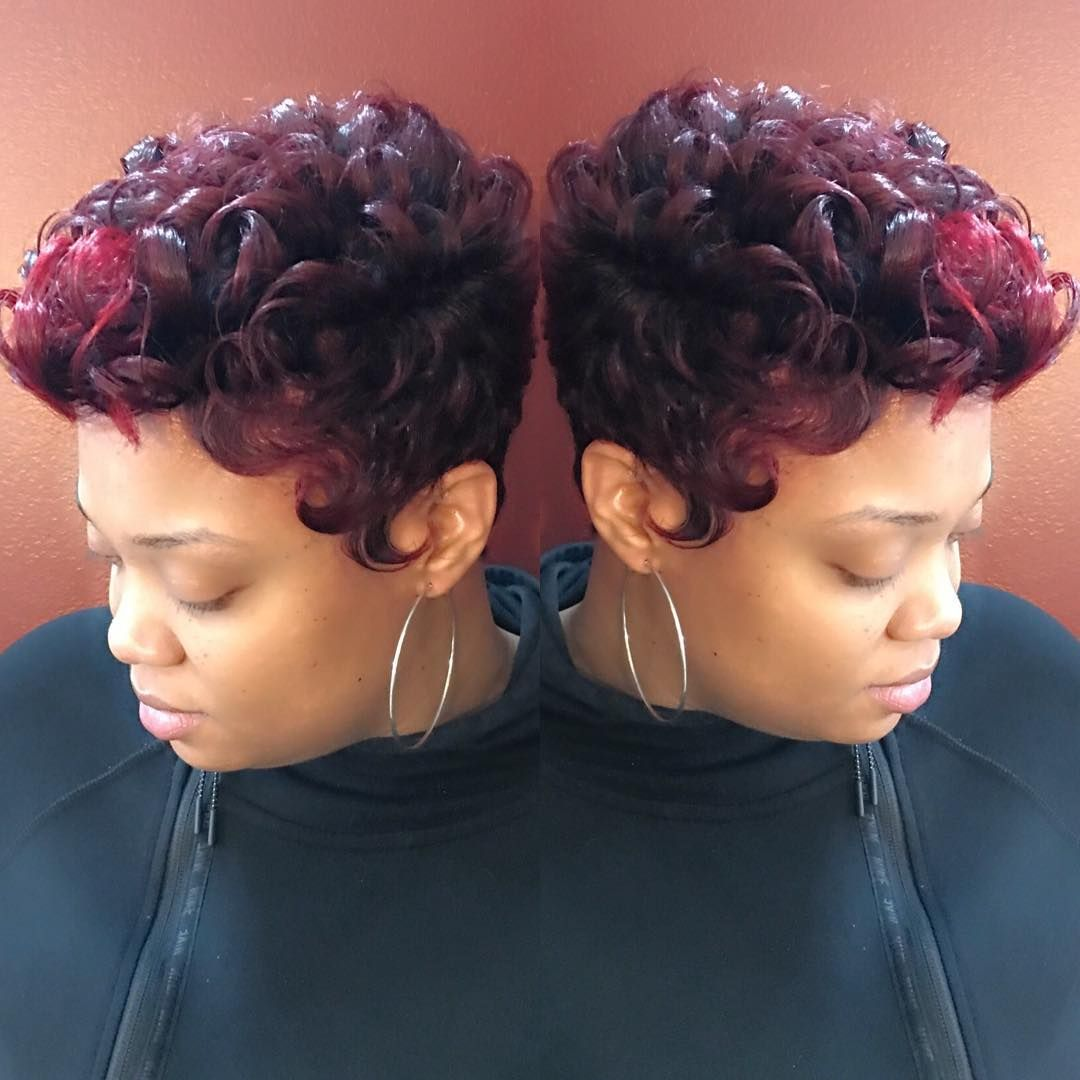 upscale short haircuts for black women be cute u natural in