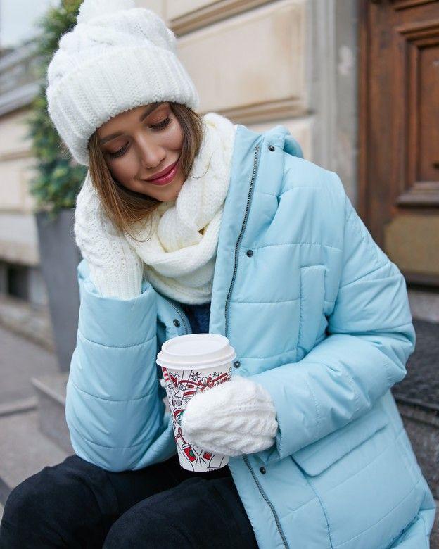 картинки международным зимняя куртка с шарфом фото производит синтетический сапфир