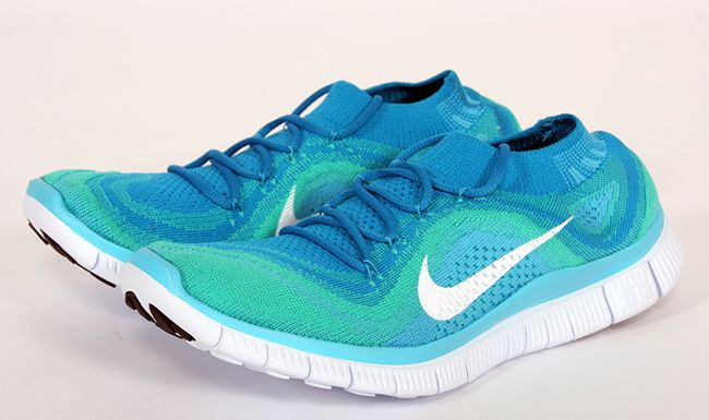 Nike Free Flyknit on Feet | Nike free flyknit, Discount sites and Running  shoes