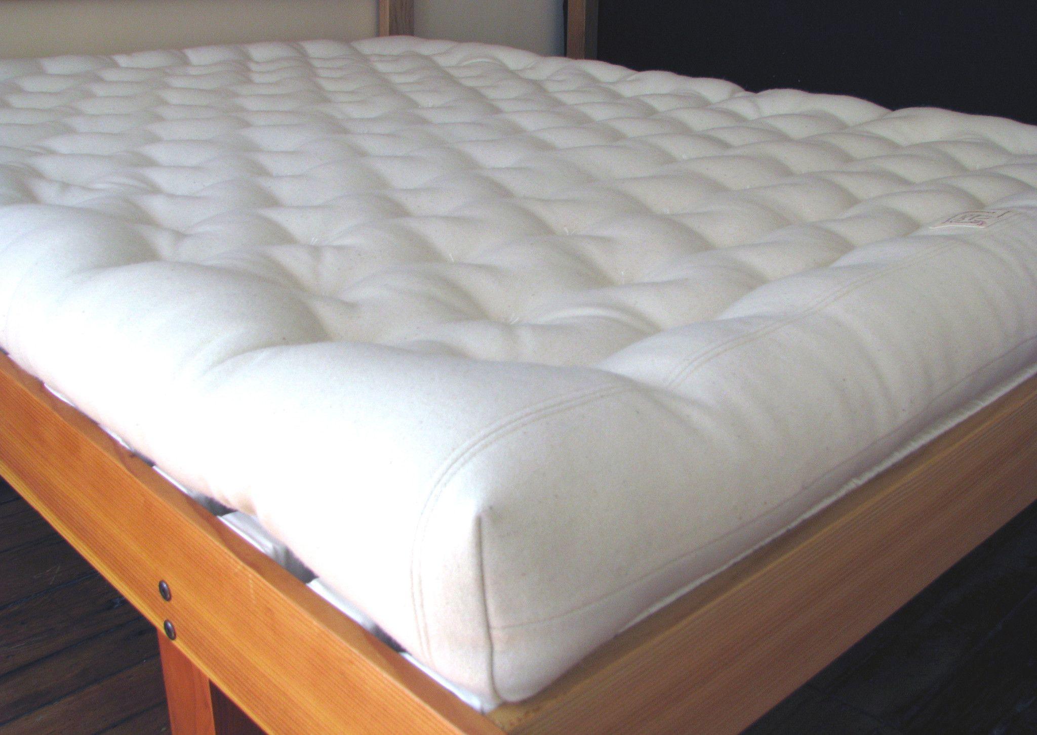 Natural Mattress All Wool Mattress, Diy mattress, Baby