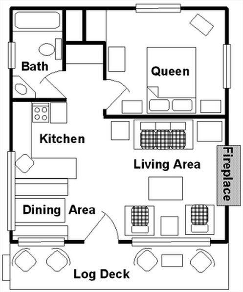 Cozy Alpine Log Cabin Cozy Homes Life Log Cabin Floor Plans Cabin Floor Plans Cozy House