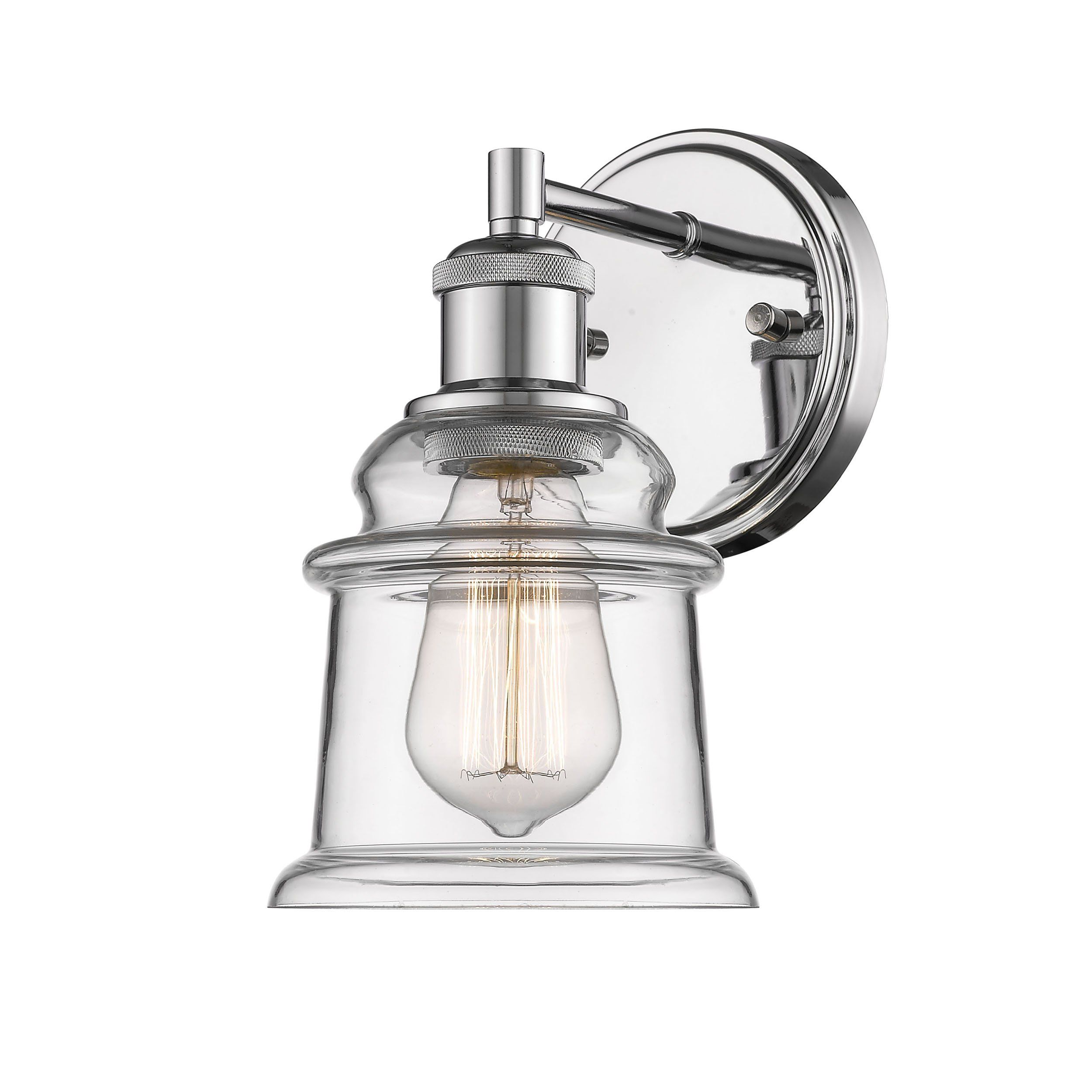 Designers Fountain 69501-CH Taylor Wall Sconce