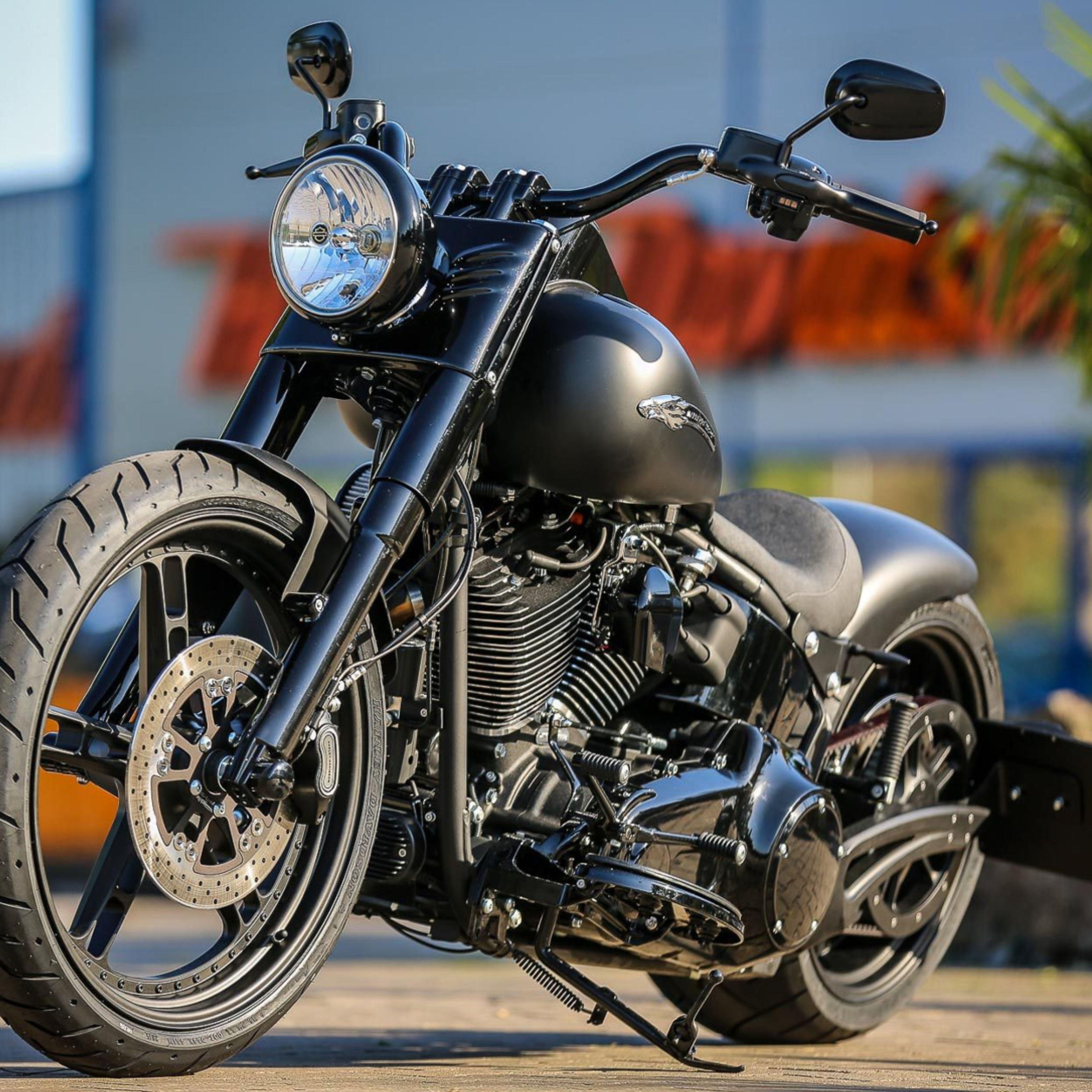 Pin Na Doske Customized Harley Davidson