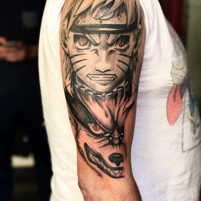 Naruto Tattoo 57 Naruto Naruto Tattoo Tattoos Tattoo Designs