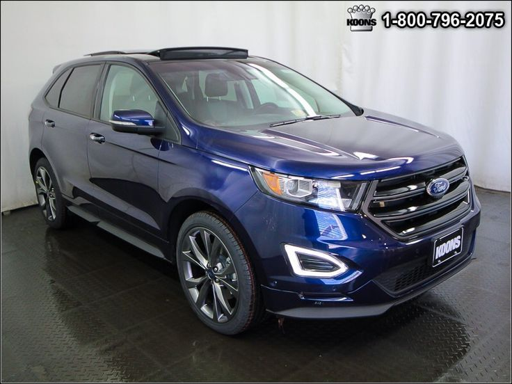 Cool Ford  Awesome Ford Ford Edge Sport Ford Edge