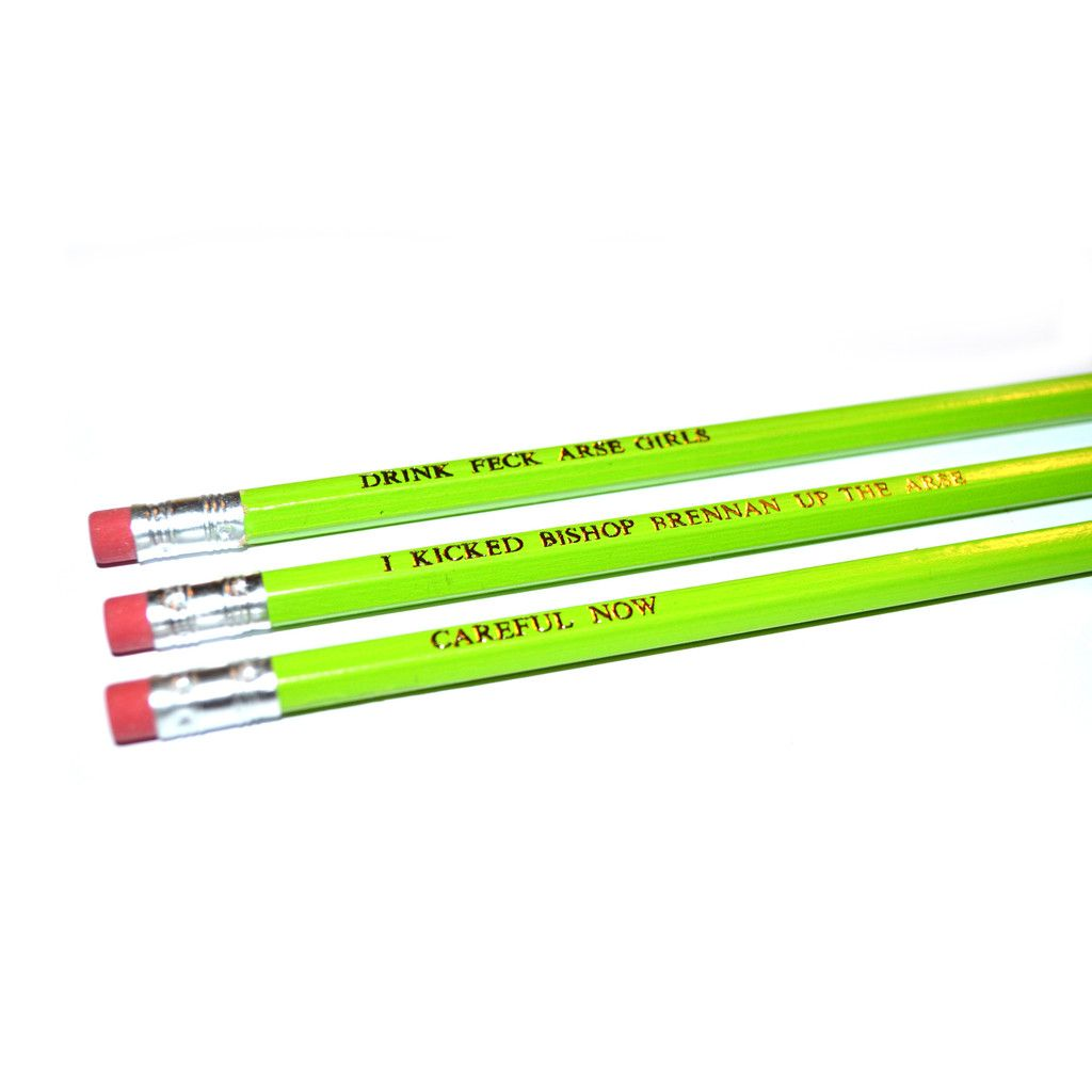 19 November: Popcult pencil sets from La La Land. Find out why they're the Gift of the Day at  https://www.presentsofmind.co.uk/blogs/blog/