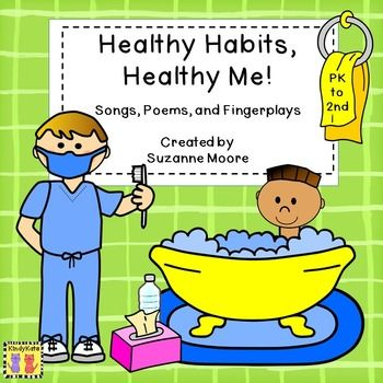 Healthy Habits Songs Rhymes Washing Hands Dental Health Hygiene