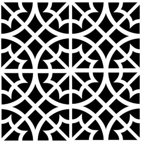 image result for moroccan tile stencil