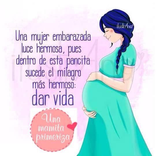 Una Mujer Embarazada Imagenes De Embarazo Frases Embarazo