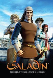 Watch Saladin The Animated Series Online Saladin Is An