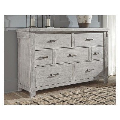 Best Brashland Dresser White Signature Design By Ashley 400 x 300