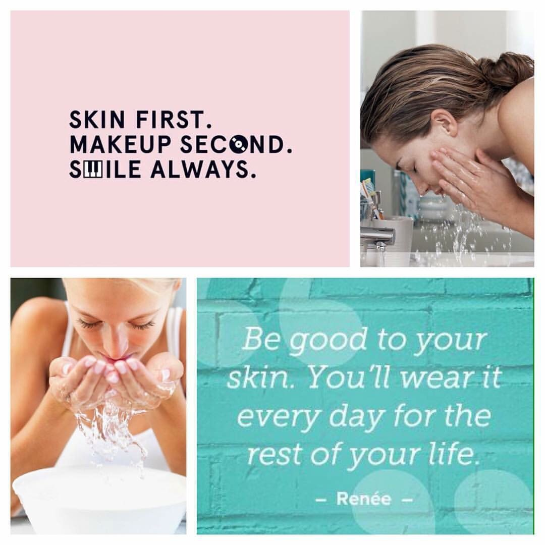 Always  #bestfaceforward #loveyourskin #greenbeauty #tiberriver #smile #skinfirst