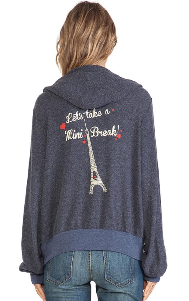 Take a Mini Break Malibu Pullover