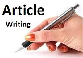 Quality article writing