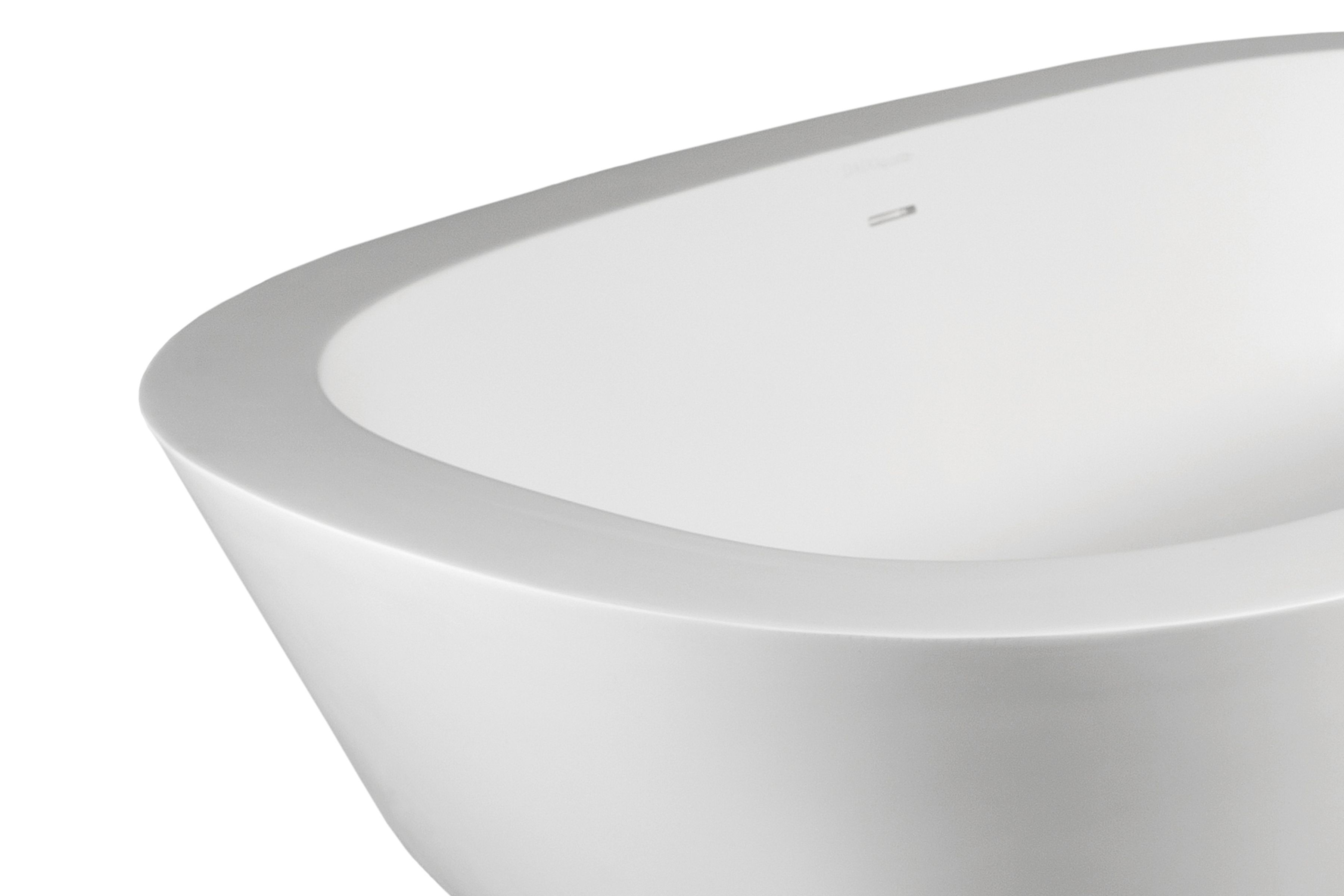 The Wide Edge On This Anahita Freestanding Bathtub Is Fantastic It