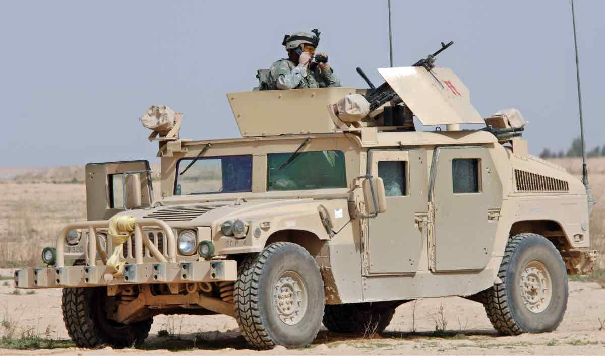 Top 25 Military Vehicles Civilians Can Own Military