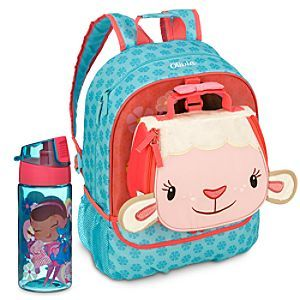 Disney Doc McStuffins Backpack   Lunch Tote Collection   Disney Store 576957a6975