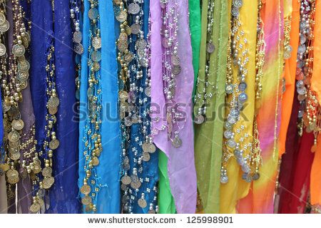 Coin scarves