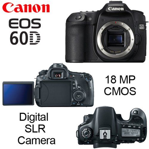 Canon 60D | Documentary Film Gear | Canon digital, Canon eos