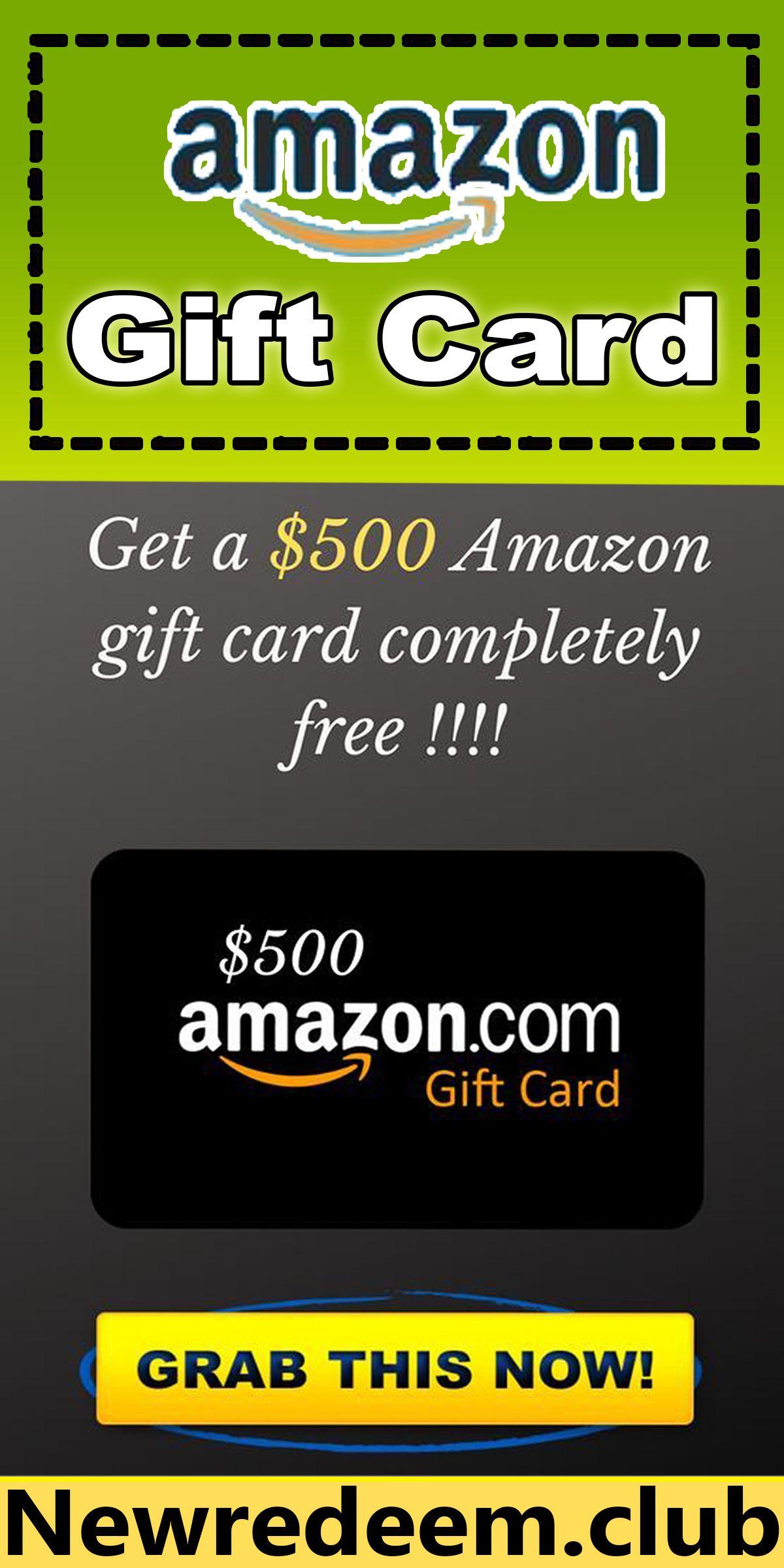 500 free amazon gift cards amazongiftcard