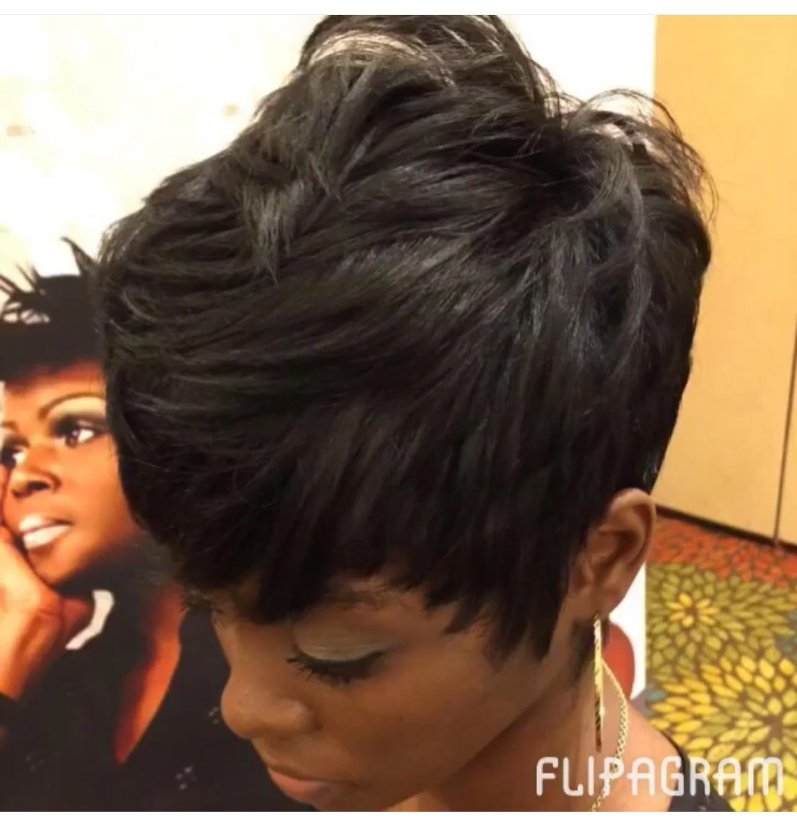 Pin by sherilyn marshall on short cuts in pinterest hair