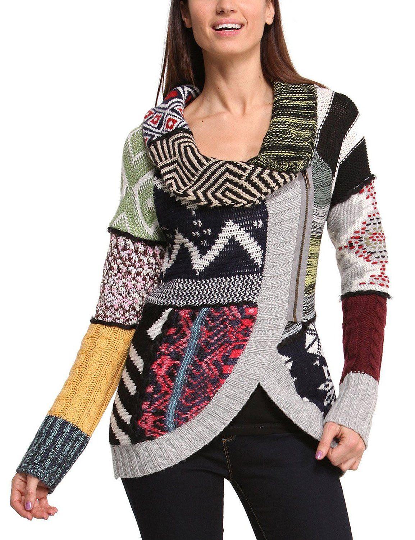 Pullover By Desigual Adriana Pinterest 47j2140 6vq4YnawWX