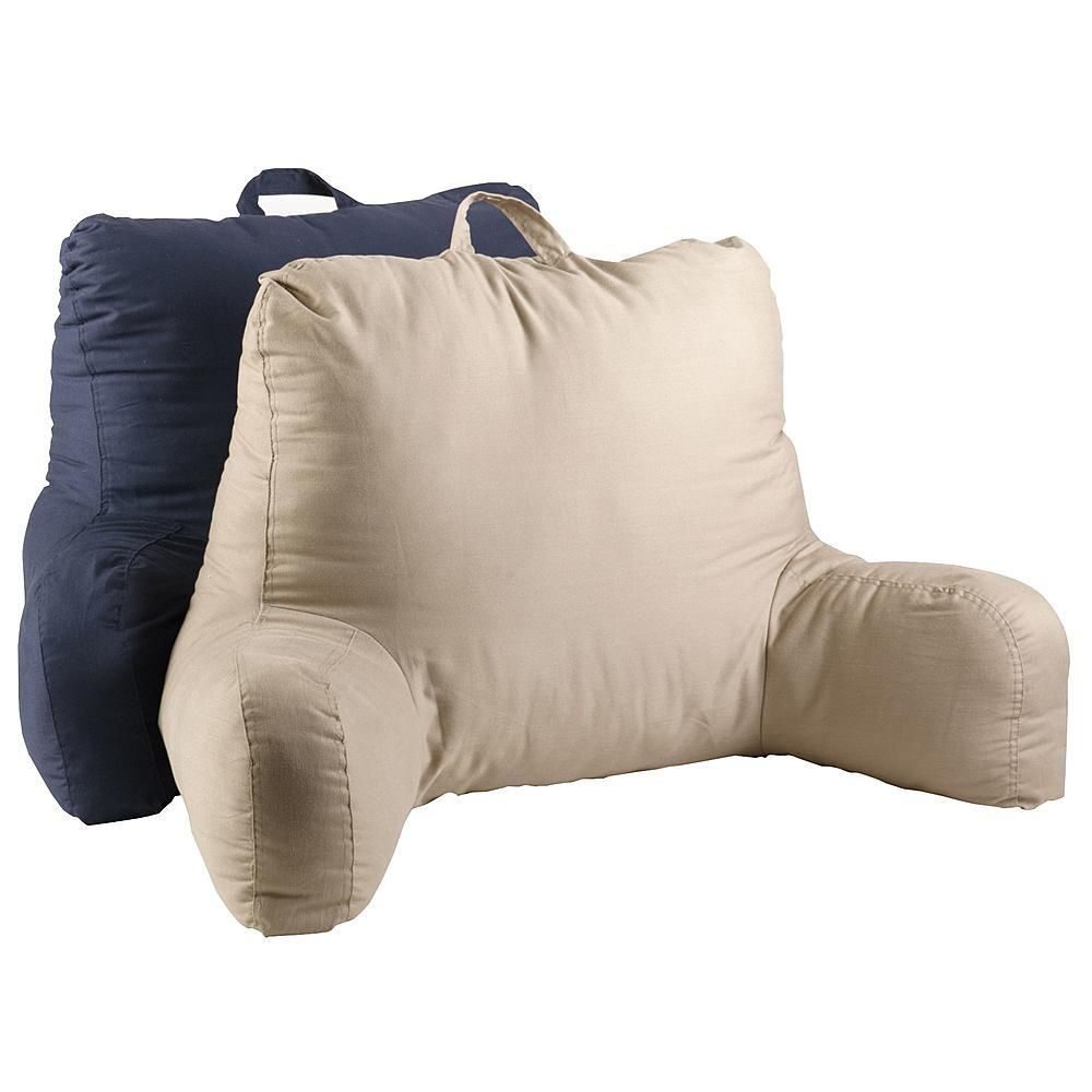 Canvas Of Sit Up Pillow Innovative Stuff That You Must Have Pillow Lounger Back Support Pillow Bed Rest