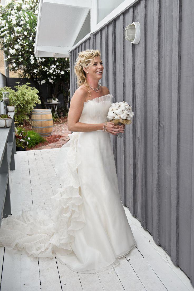 Wedding Dress Ideas, Designers & Inspiration : Nautical Wedding at ...