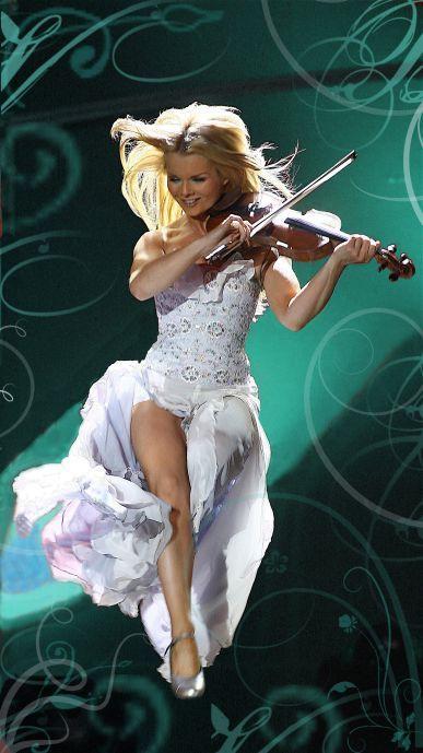 Máiréad Nesbitt is an Irish classical and Celtic music performer
