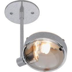 Photo of DeLight Logos Led 12 ceiling light Dev 1 recessed glass pane frosted / lens clear, 1 x 13.4W,