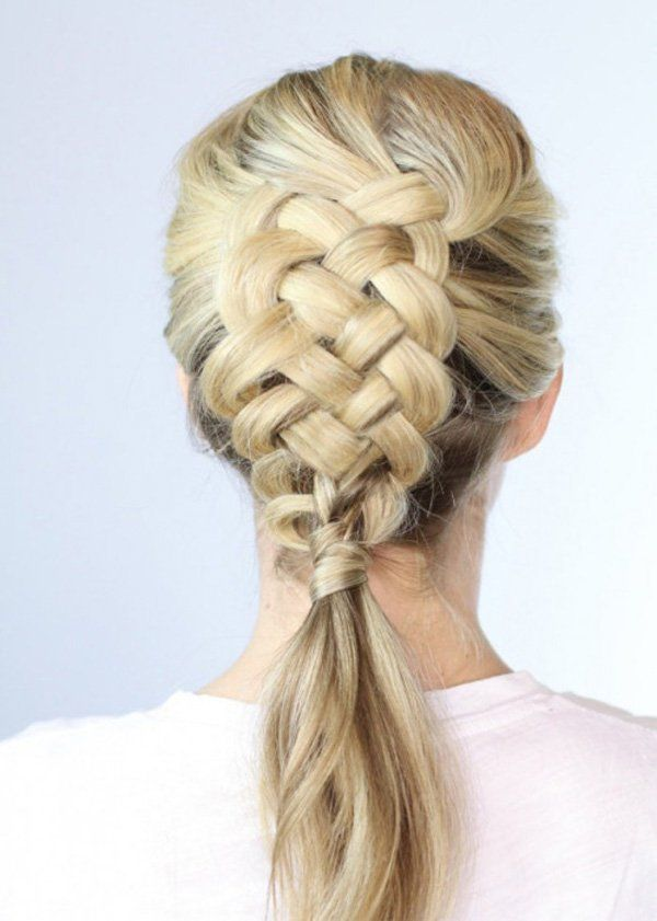 40 Adorable Braided Hairstyles You will Love | Braid hairstyles ...