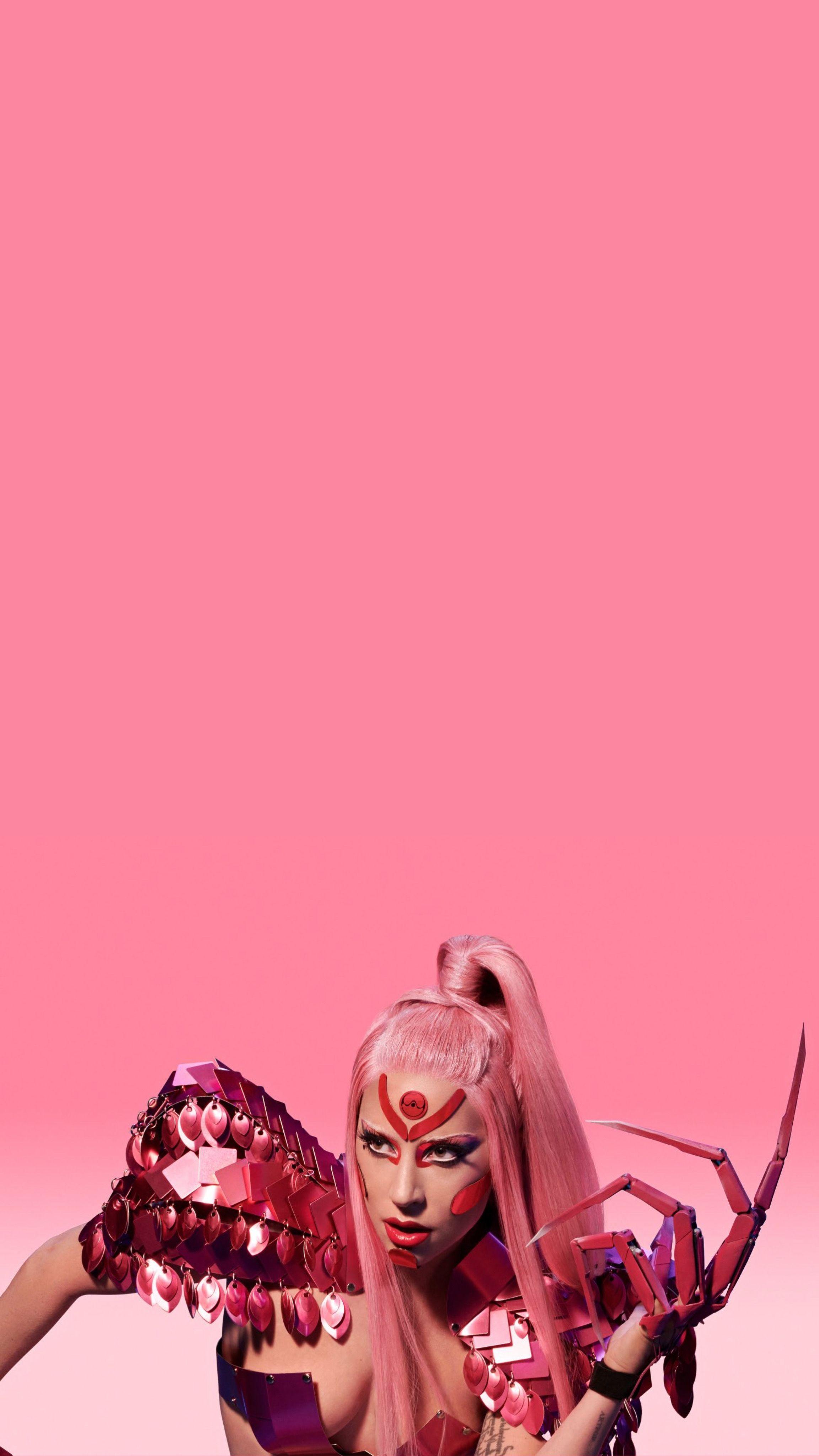 Stupid Love Lady Gaga Em 2020 Papel De Parede Wallpaper Cantores Planos De Fundo