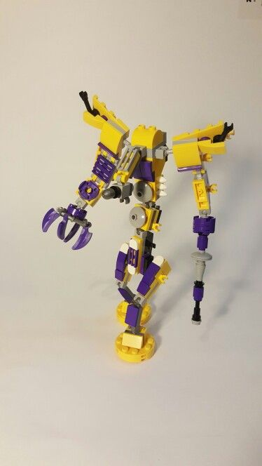 Lego Mixel Moc Series 7 Mantis Lego Related Items Or