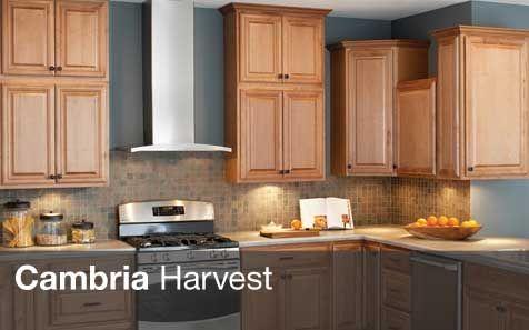 Hampton Bay Kitchen Cabinets | Kitchen With Hampton Bay Cabinetry Beautiful  Cabinets From Hampton Bay .