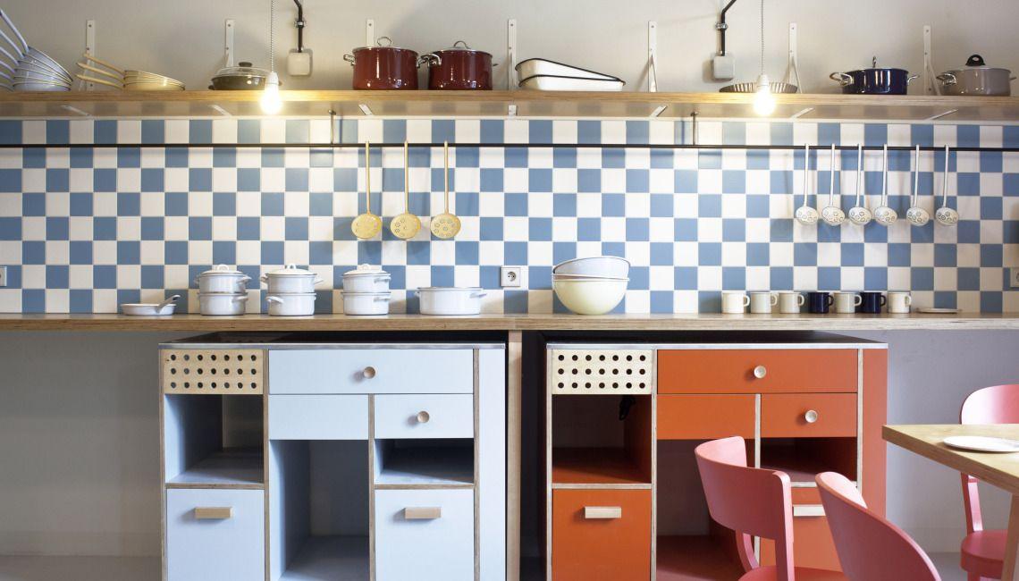 Ikea Küchenelemente ~ Mobile küchenelemente von chmara rosinke für caritas wien