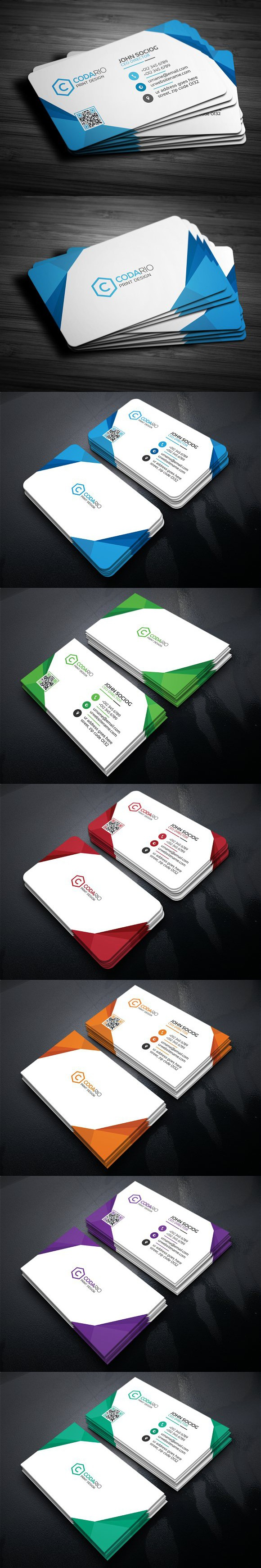 Modern corporate business cards corporate business business cards modern corporate business cards creative business card templates reheart Gallery
