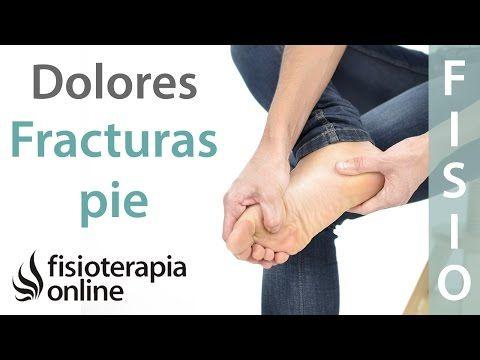 Rehabilitación De Fracturas De Tobillo Con Ejercicios Automasajes Y Estiramientos Youtube Espolon Calcaneo Fractura De Tobillo Fracturas