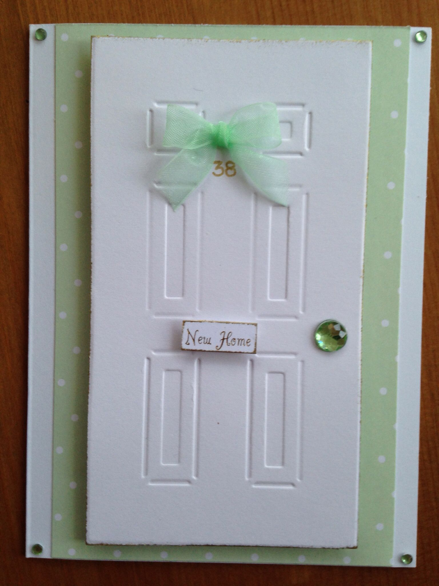 New Home Card Diy Welcome Home Cards New Home Cards