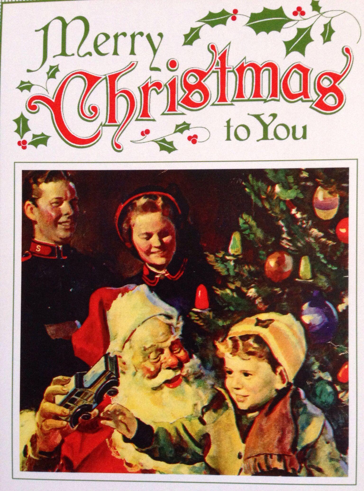 weihnachtspostkarte aus den usa die heilsarmee in den usa ist in der weihnachtszeit besonders. Black Bedroom Furniture Sets. Home Design Ideas