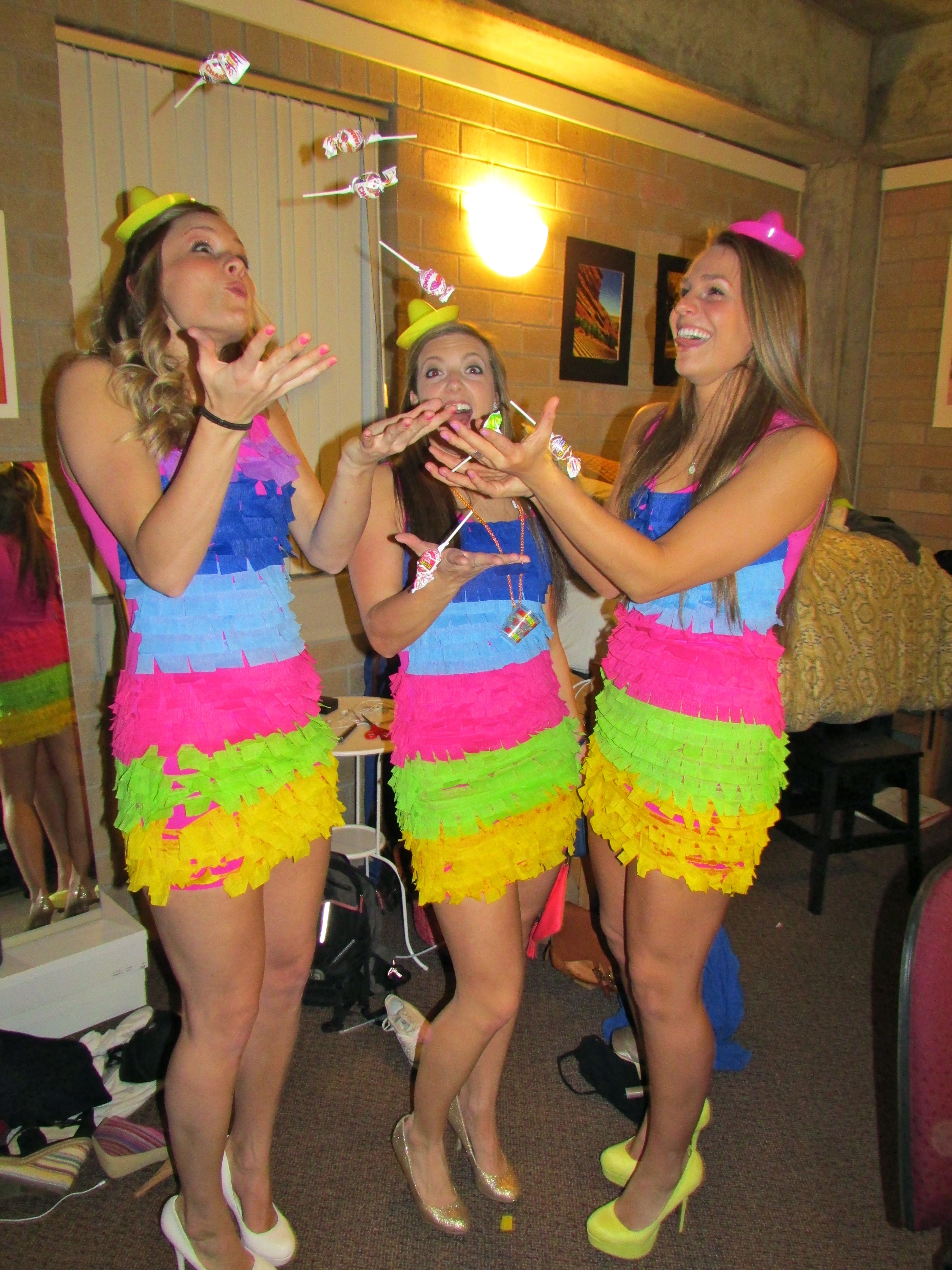 Here for the Fiesta! Pinata Costume. Ever time someone hits on ...