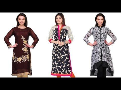 0a5858bd00 Latest Fashion Kurtis | Trending Kurtis | Fashion Kurtis #Flipkart - YouTube