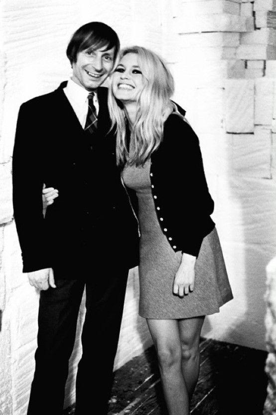 Brigitte Bardot and Léonard de Raemy, 1966