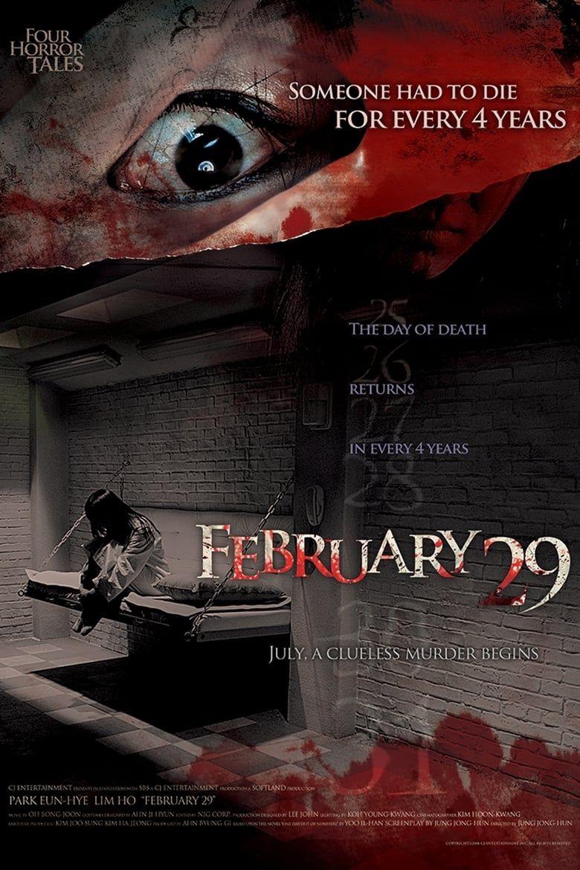 4 Horror Tales February 29 horrormovies Horror movies