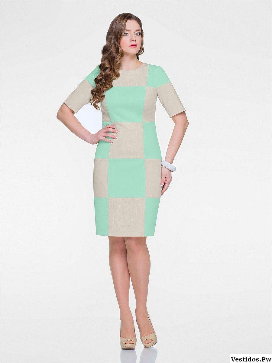 Vestidos Para Señoras De 40 Años Dresses Dresses For Work