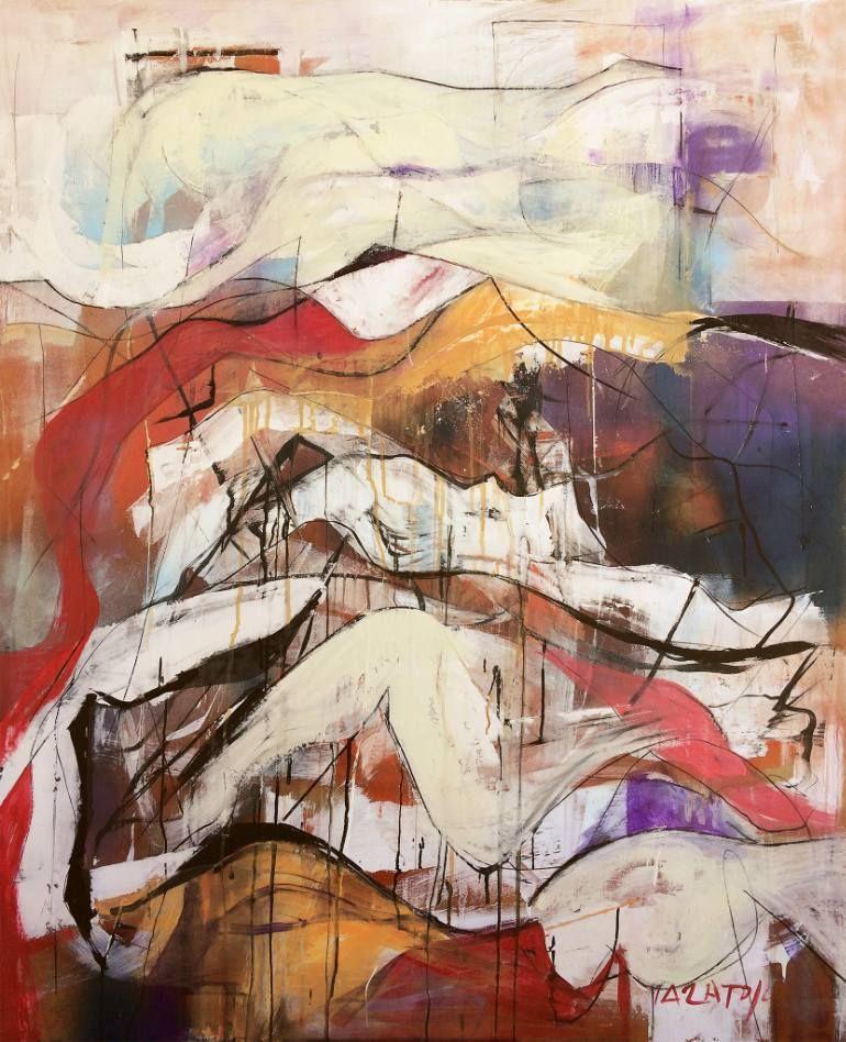 """Saatchi Art Artist Bruno Varatojo; Painting, """"Number 29"""" #art"""