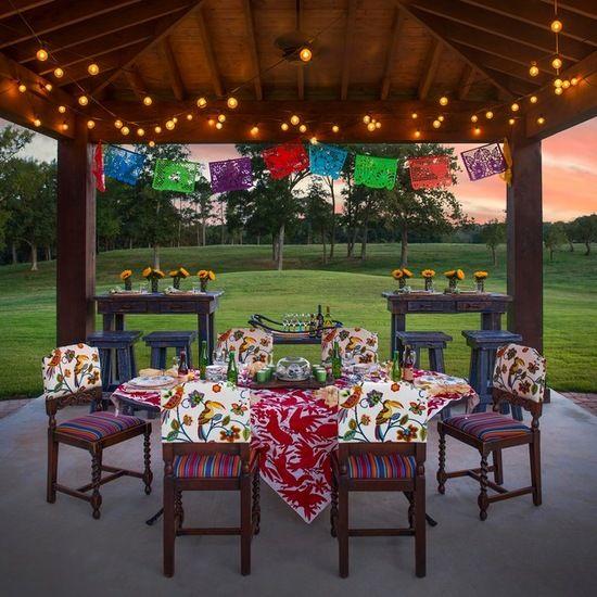 East Texas Hacienda Ranch, Hacienda Chic, Interior Design